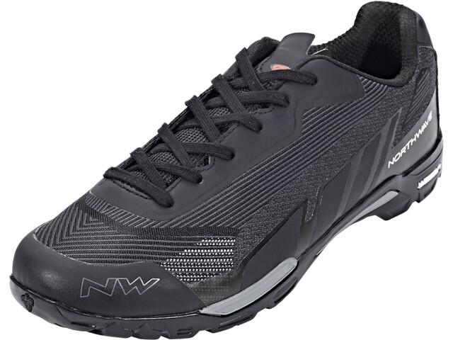 Northwave Outcross Knit 2 Shoes Men black günstig kaufen   Brügelmann 71036dbcb1